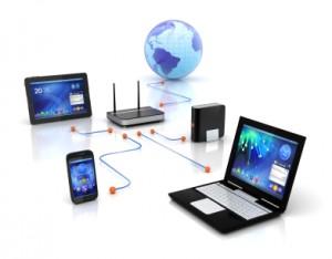 Mobilt bredbånd vs. trådløst internet