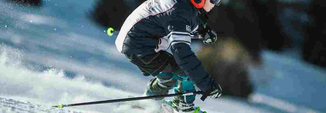 Skisæsonen er over os